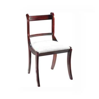 Furniture123 Georgian Reproduction Regency Dining Chairs (pair) product image