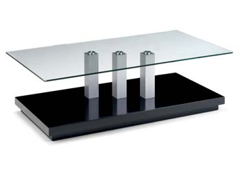 Furniture123 glass coffee tables for Coffee tables next day delivery