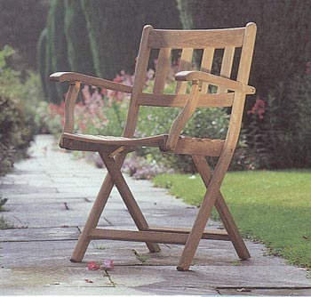 Lister has been making teak furniture since 1883 a - CLICK FOR MORE INFORMATION