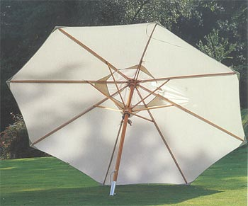 This parasol is made for Lister by the world famou - CLICK FOR MORE INFORMATION