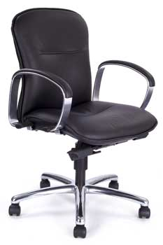 Furniture123 Luxury Leather 2312 Office Chair Review