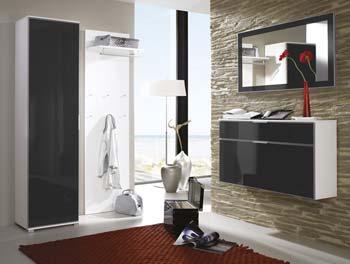 Прихожие lifestyle2, продажа мебели фабрики Germania Werk в Уфе
