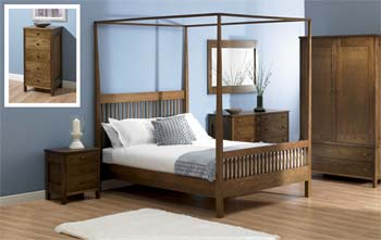 Newhaven Complete 6 Piece Bedroom Set