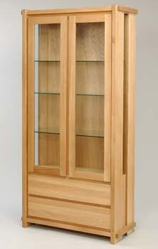 Furniture123 Nexus Display Cabinet