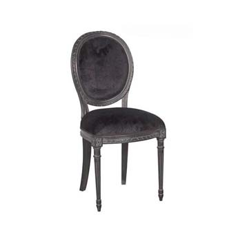 panther black bedroom chair furniture123 panther black bedroom