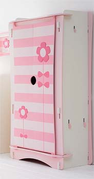 Furniture123 slotti candy girl wardrobe review compare for Furniture 123 wardrobes