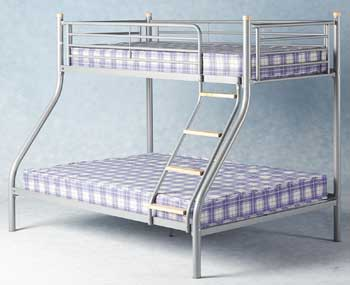 Triple sleeper bunk beds for Furniture 123 bunk beds