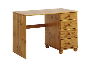 Thor 4 Drawer Dressing Table