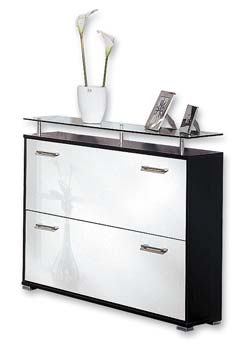 Furniture123 Tim Shoe Cabinet product image