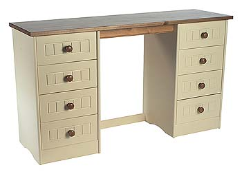 Waterford Pine 8 Drawer Dressing Table
