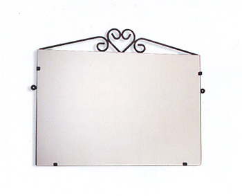 Furniture123 Windsor Landscape Mirror