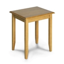 Amalfi Pine Bedroom Stool