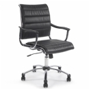 FurnitureToday Designer chrome swivel visitor chair product image
