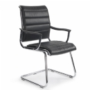 FurnitureToday Designer chrome visitor chair product image