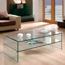 FurnitureToday Giavelli Single Shelf Coffee Table product image