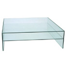 FurnitureToday Glass coffee table 59982b product image