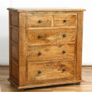 Indy Provence Chest of 5 Drawers
