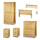 Julian Bowen Kendal Pine Bedroom Set