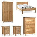 Kendal Elm Bedroom Set