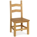 FurnitureToday Tarka Solid Beech Breton Dining Chair product image