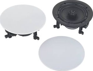 Fusion, 1228[^]64678 MS-CL602 6½`` In-Ceiling Speakers Pair