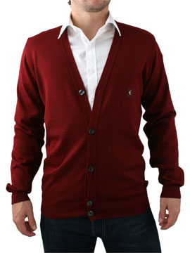 Gabicci Vintage Cardigan - Men - CLICK FOR MORE INFORMATION