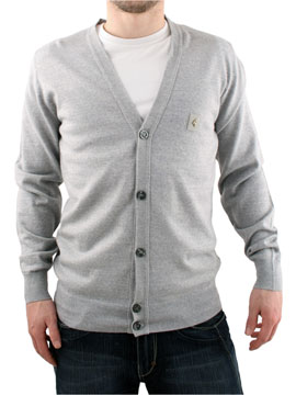 Gabicci Vintage Cardigan - Mens cardigan from Gabicci Vintage - Fitted style with a small metal G lo - CLICK FOR MORE INFORMATION