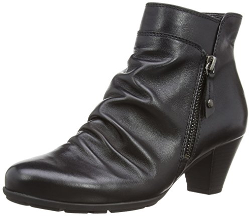 Gabor Womens Lexy Boots 95.641.27 Black Leather 5 UK, 38 EU product image