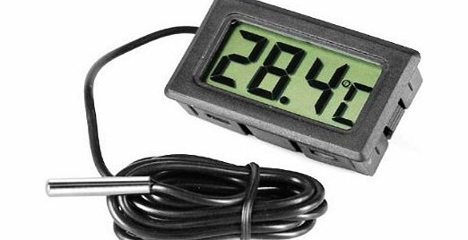 GadgetpoolUK  Digital Fridge Freezer Thermometer Temperature Monitor product image