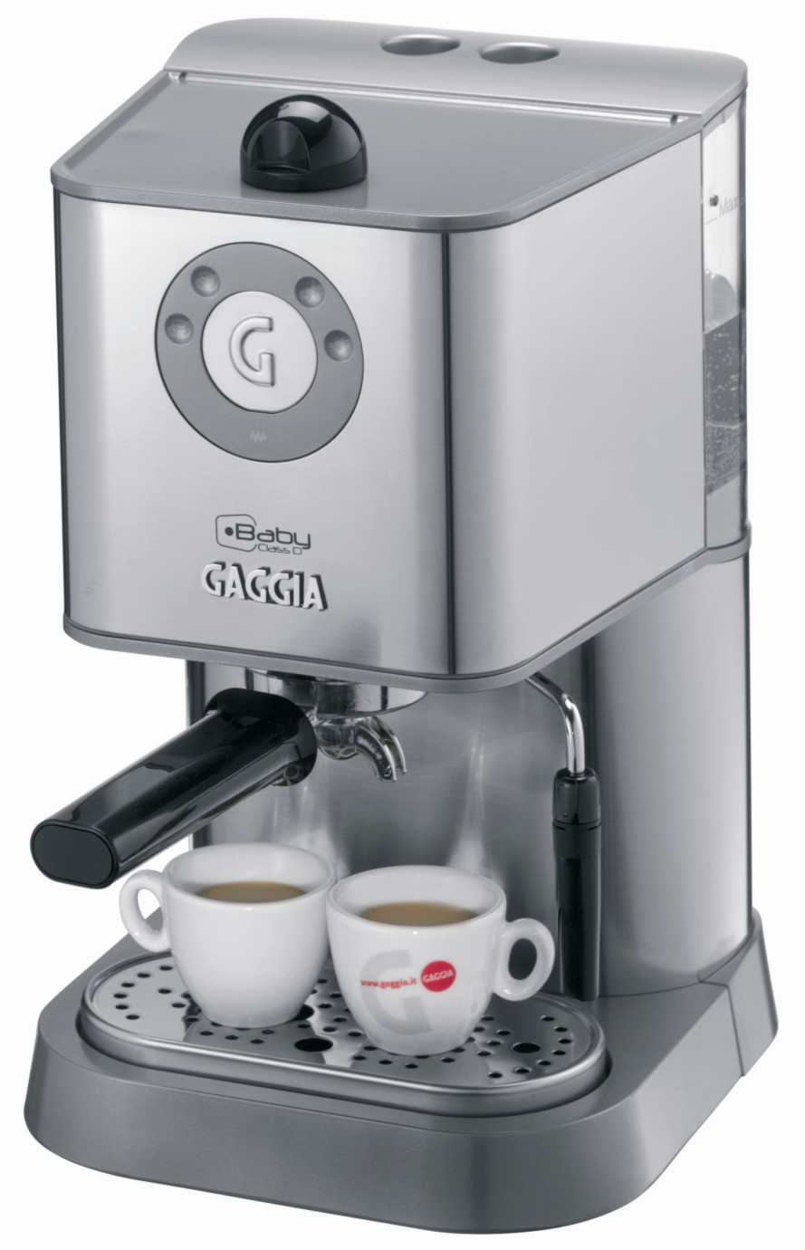 Gaggia Baby Coffee Maker Review : Gaggia Baby Class Dose Coffee Maker - review, compare prices, buy online