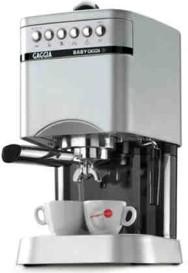 Gaggia Coffee Maker Espresso Baby Dose Silver : Gaggia Baby Dosata 74875 - Silver Coffee Maker - review, compare prices, buy online