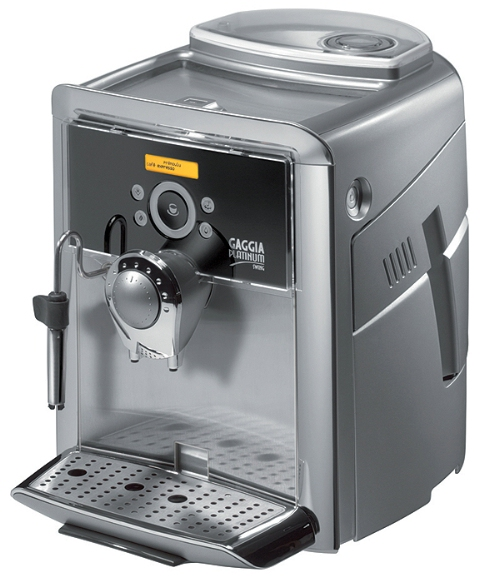 Gaggia Bean To Cup Coffee Maker : Gaggia Swing Platinum Bean to Cup Coffee Machine - review, compare prices, buy online