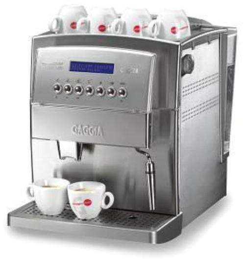Gaggia 74841 Espresso Coffee Maker Deep Red : gaggia coffee makers