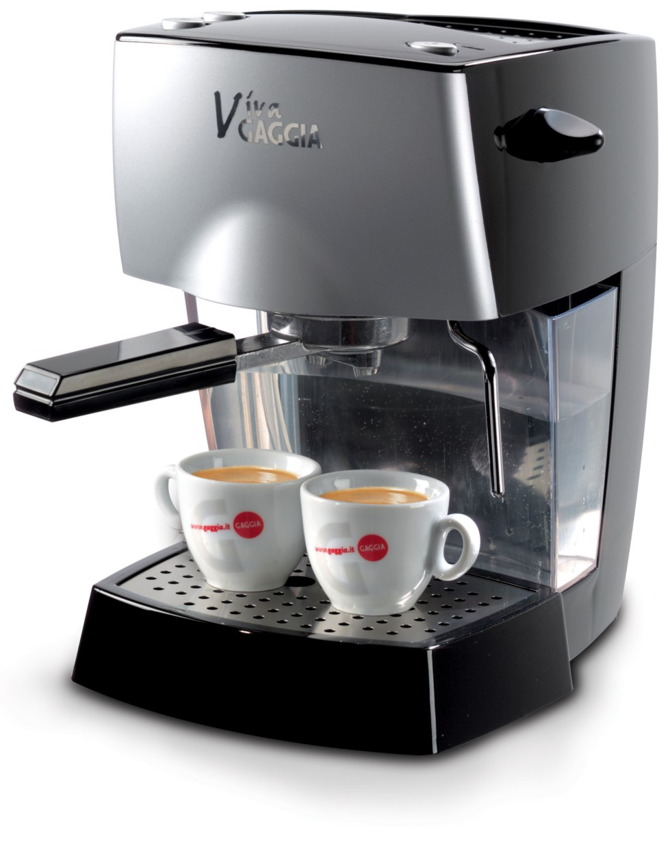 gaggia viva espresso coffee maker review compare prices buy online. Black Bedroom Furniture Sets. Home Design Ideas