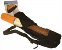 Gaiam Eco-Smart Yoga Mat Bag - Black - review, compare ...