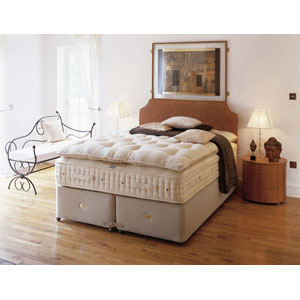 Double air bed for Divan bed sheet