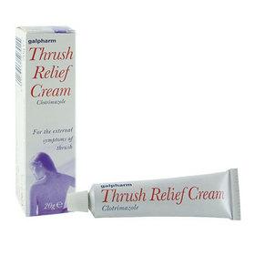 thrush cream