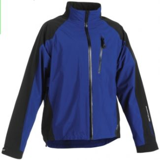 ATLAS FULL ZIP GORTEX WATERPROOF JACKET Ultra MArine / X-Large