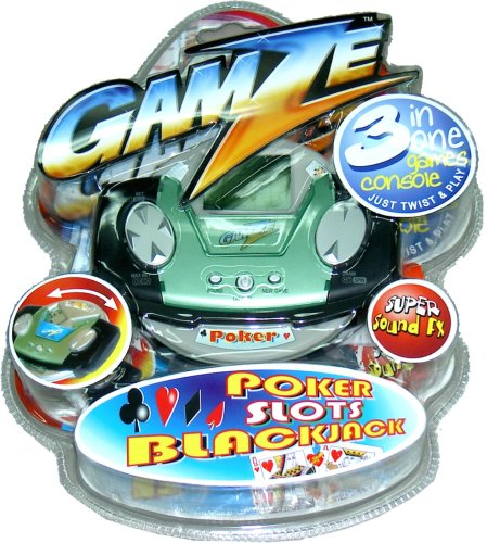 Gamze 3 in 1 (Poker- Black Jack- Slots) product image