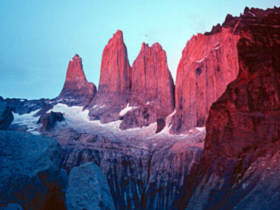 Gap year and career break to Patagonia