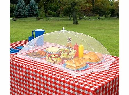 Garden at Home Giant Outdoor Tabletop Food Cover