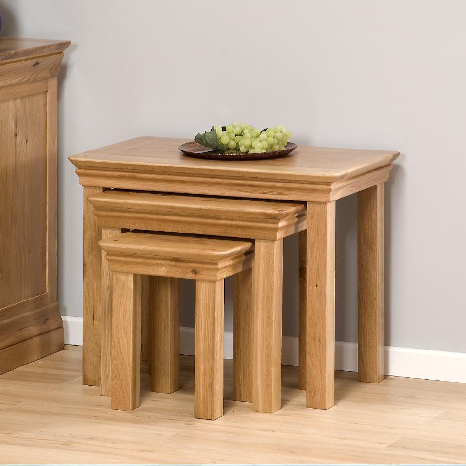 Provence garden furniture for Oak garden furniture