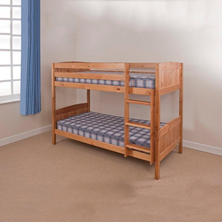 Gardens and homes direct robin antique detachable twin for Detachable bunk beds