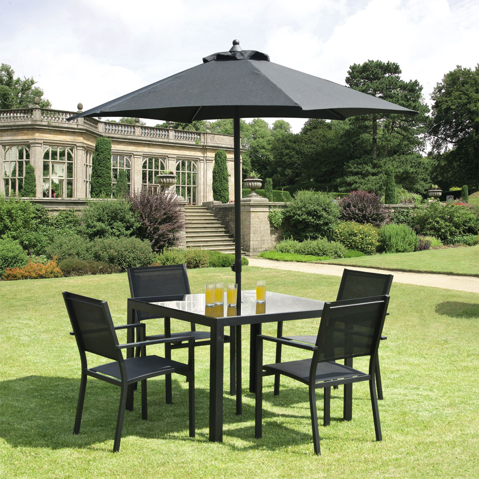 Dining Room Sets Gardens And Homes Direct Modern Metal Wood Dining Set