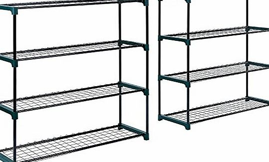 Gardman Greenhouse Staging (Pack of 2) by Gardman