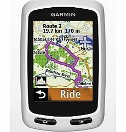 Edge Touring Bicycle GPS