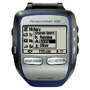 Forerunner 205 GPS Watch