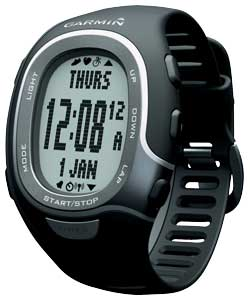 Garmin FR60 Heart Rate Monitor Watch - Black