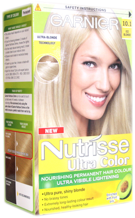 Garnier Nutrisse Ultra Color Cool Brown Lightening For Darker Hair