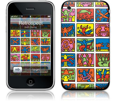 iPhone 3GS & 3G Skin Retrospect by
